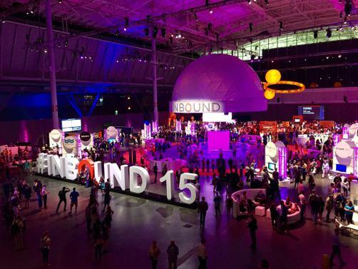 first-conference-hubspot-inbound-2015