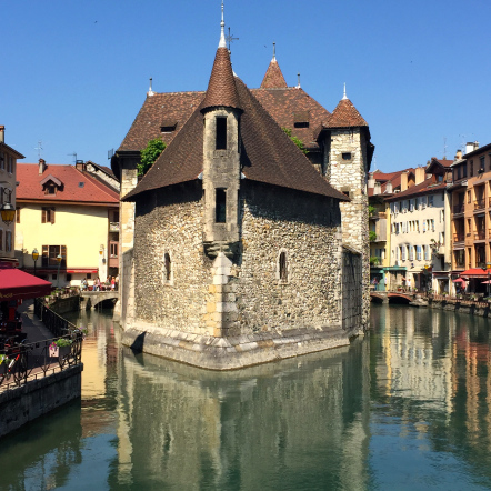 annecy-france-canals