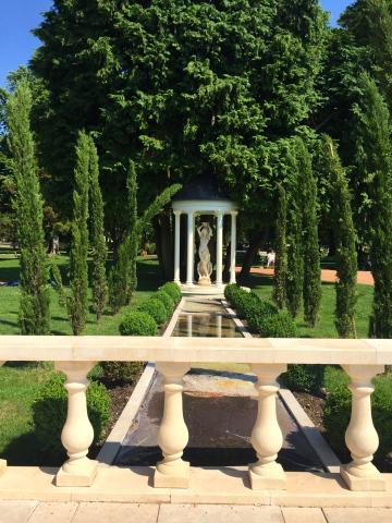 annecy-france-garden