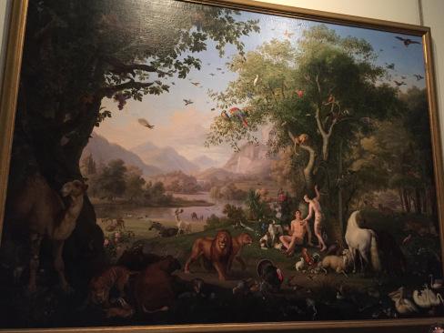 garden-of-eden-painting-vatican-rome